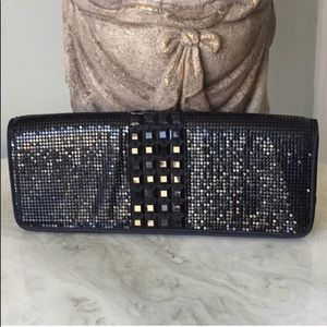 Ann Taylor Sequin Magnetic Clutch